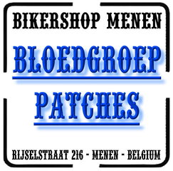 Bloedgroep Patches