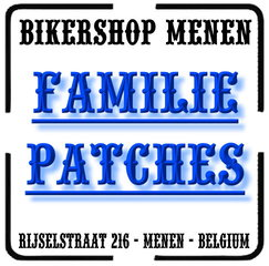 Familie Biker Patches