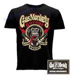 Gasmonkey-blood-sweat-beers-t-shirt