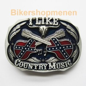 Buckle I Like Country Music