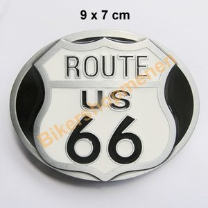 Buckle Route US 66 BL-W