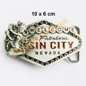 Buckle Sin City Nevada