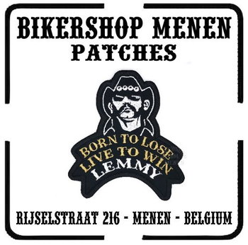 Live To Win Lemmy patch