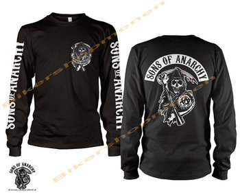 Sons Of Anarchy - Backpatch - Long Sleeve T-Shirt.