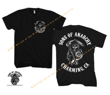 Sons Of Anarchy - Charming CA. t-Shirt