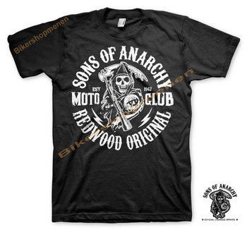 Sons Of Anarchy - Moto Club t-shirt .