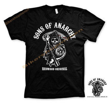 Sons Of Anarchy - Redwood Original - t shirt