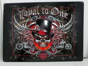 HD LOYAL TO ONE