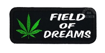Field of dreams biker patches