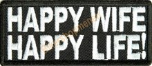Patch - Happy Wife Happy Life