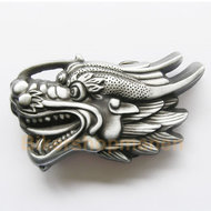 DRAGON DRAAK BELT BUCKLE