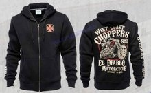 West-Coast-Choppers-El Diablo-zip-hoodie
