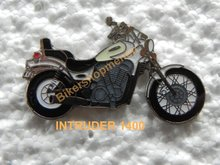 Pin Suzuki Intruder 1400