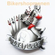 Buckle Lady Luck